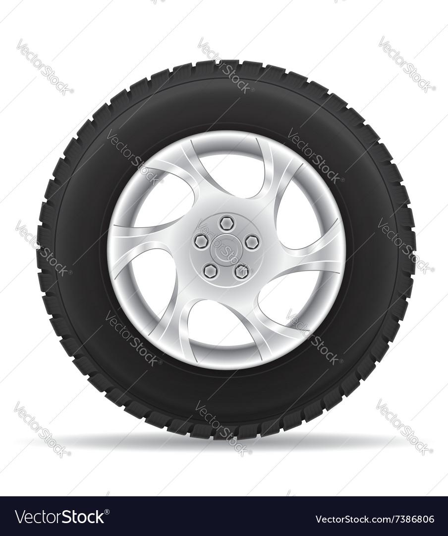 Car wheel 04
