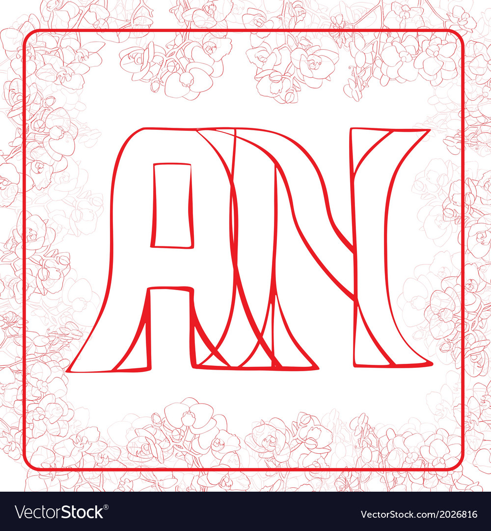 Tattoo, Letter & N Vector Images (46)