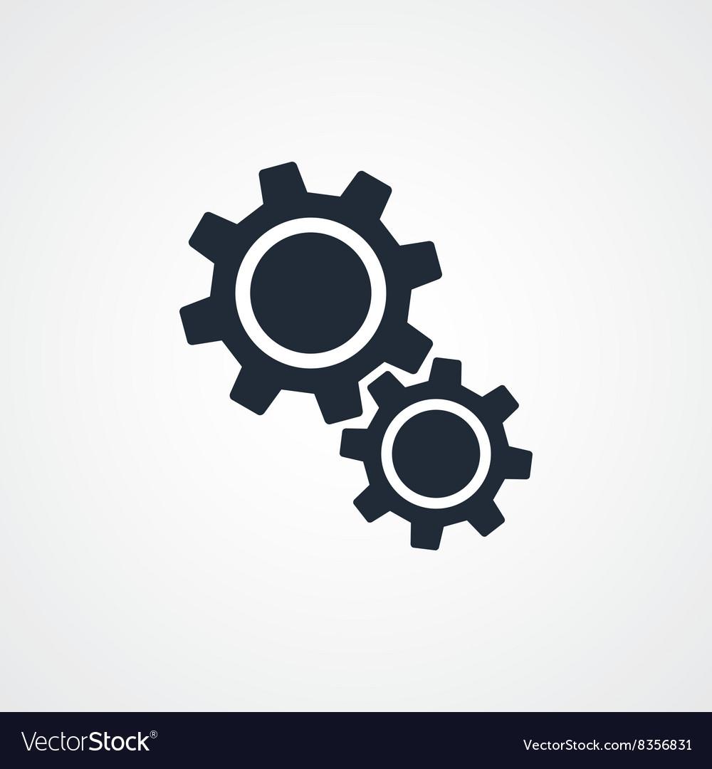 Cog Settings Icon Symbol