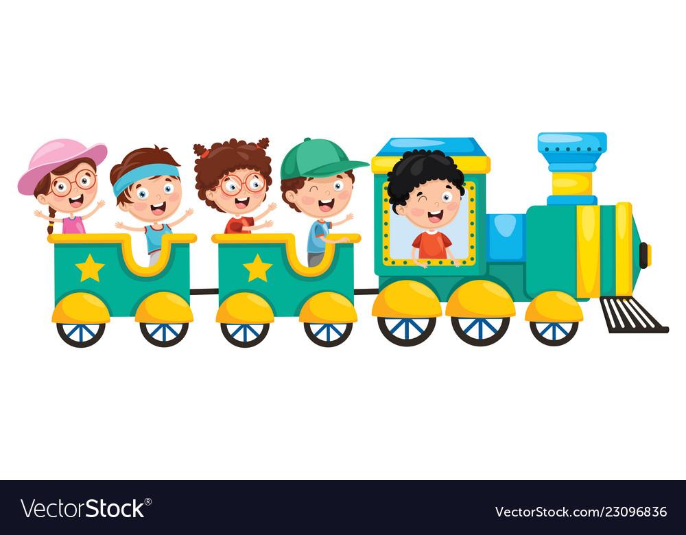 Of kids transportation