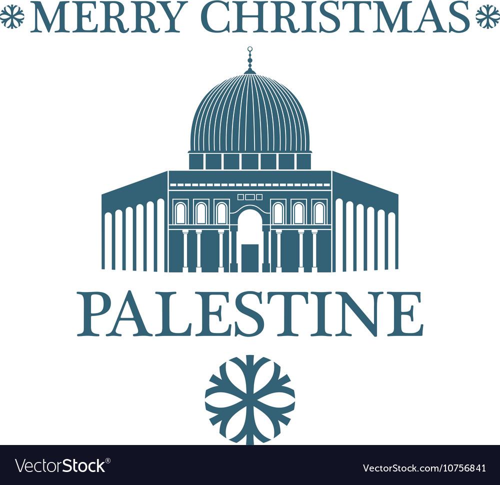 Merry Christmas Palestine