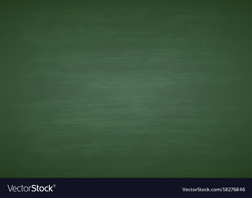 abstract green chalkboard texture vector image