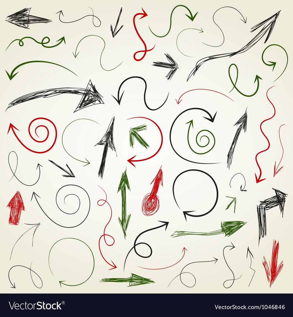 Arrow drawing5