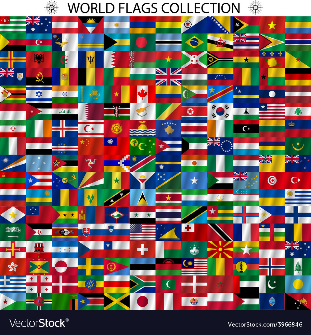Pdf world flags