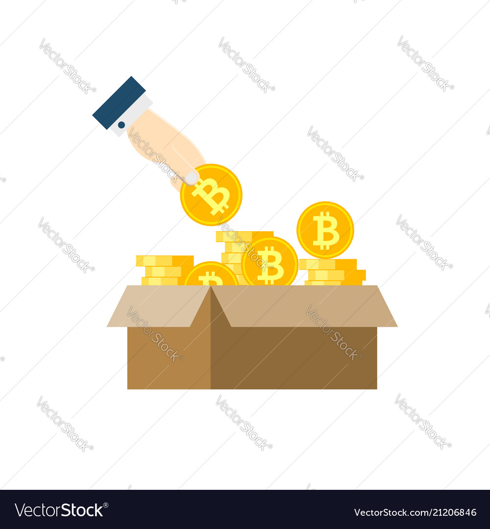 Ico flat icon vector