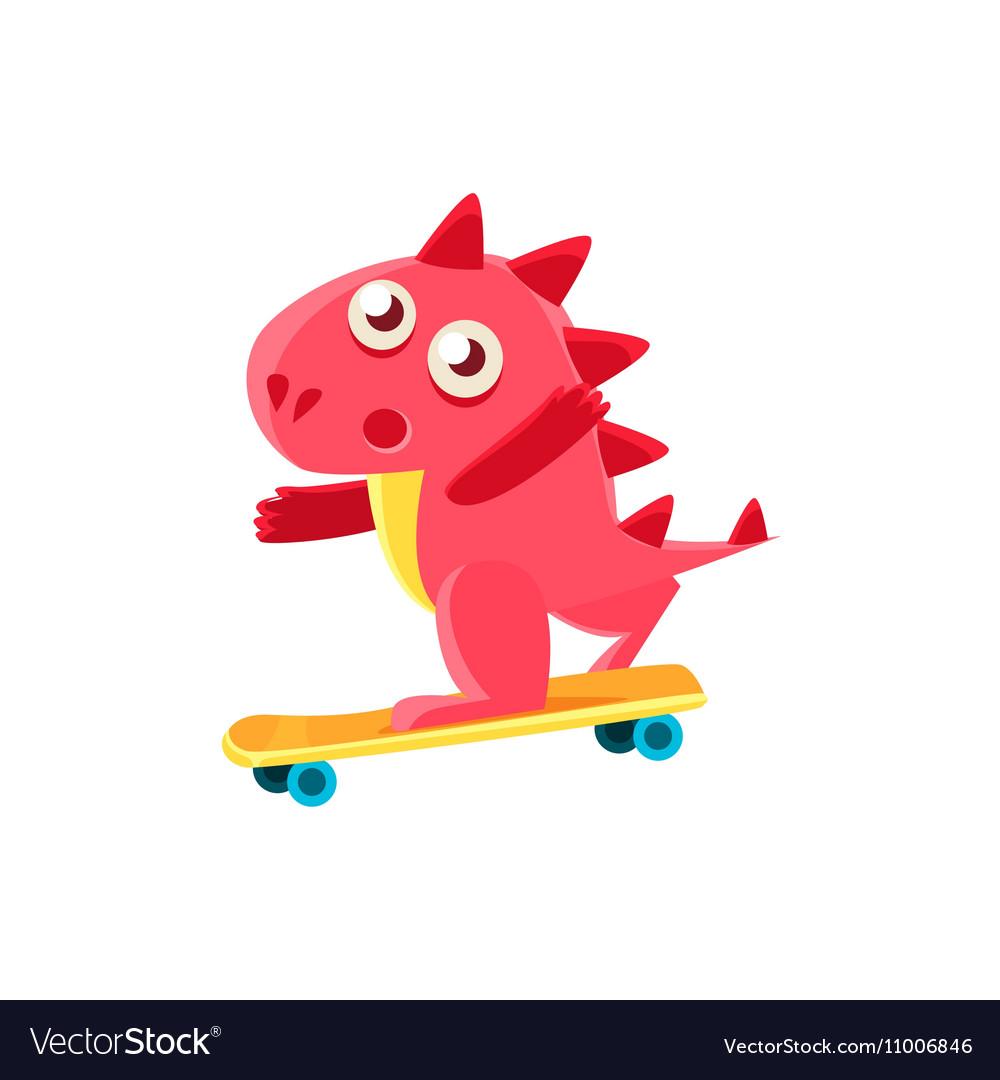 Red Dragon Skatebording