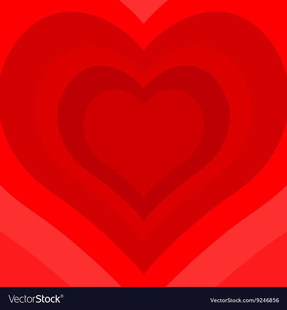 Heart symbol concept