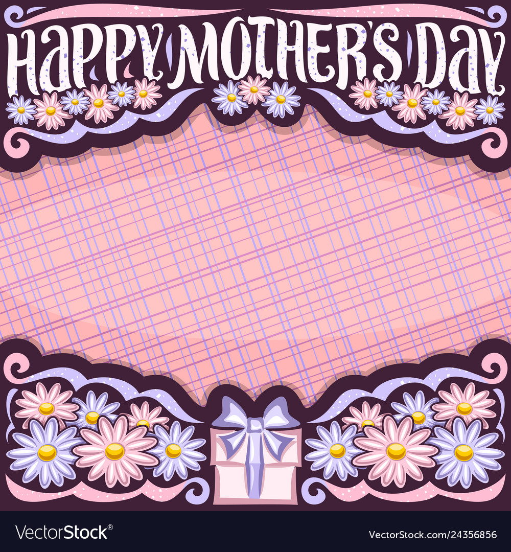 Layout for mothers day