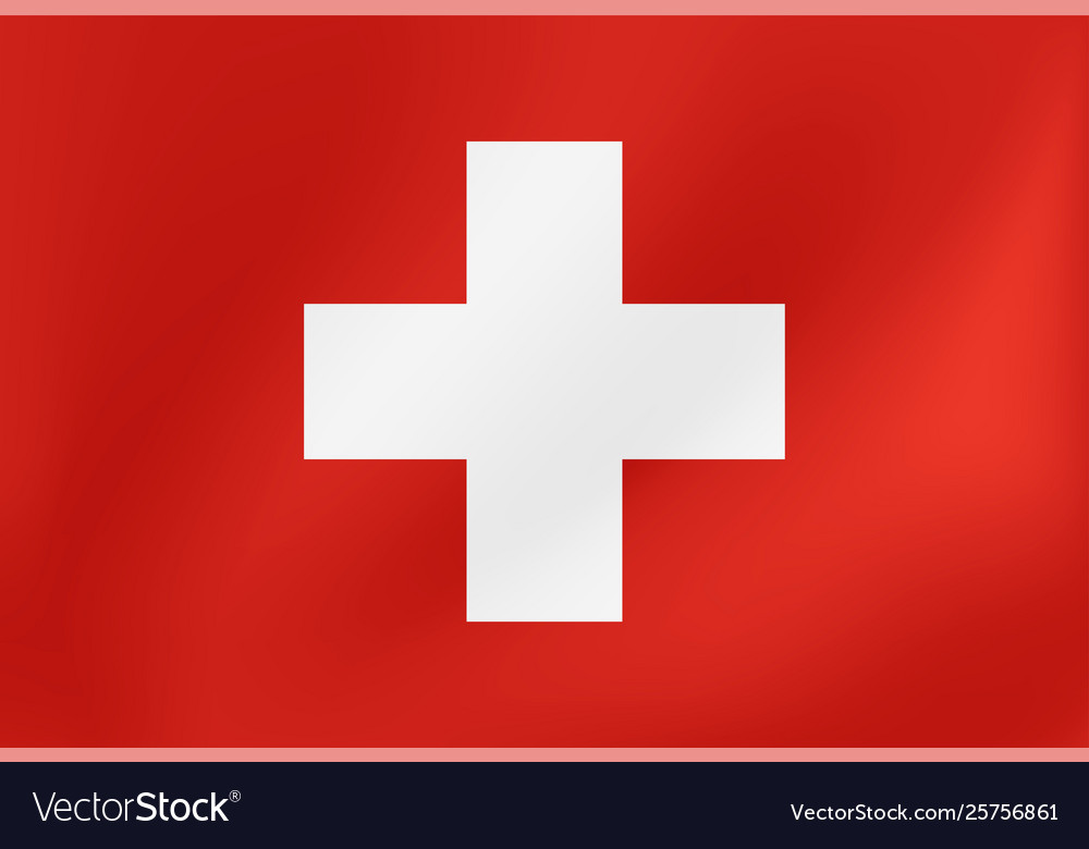 National flag switzerland for sports