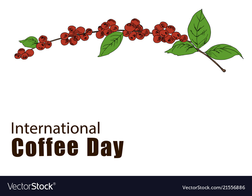International coffee day concept
