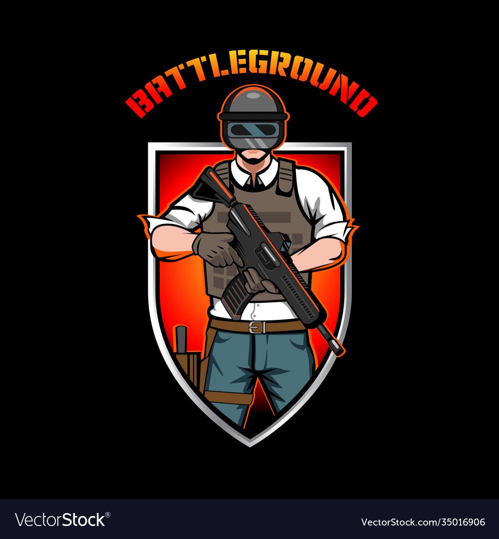 Battleground insignia