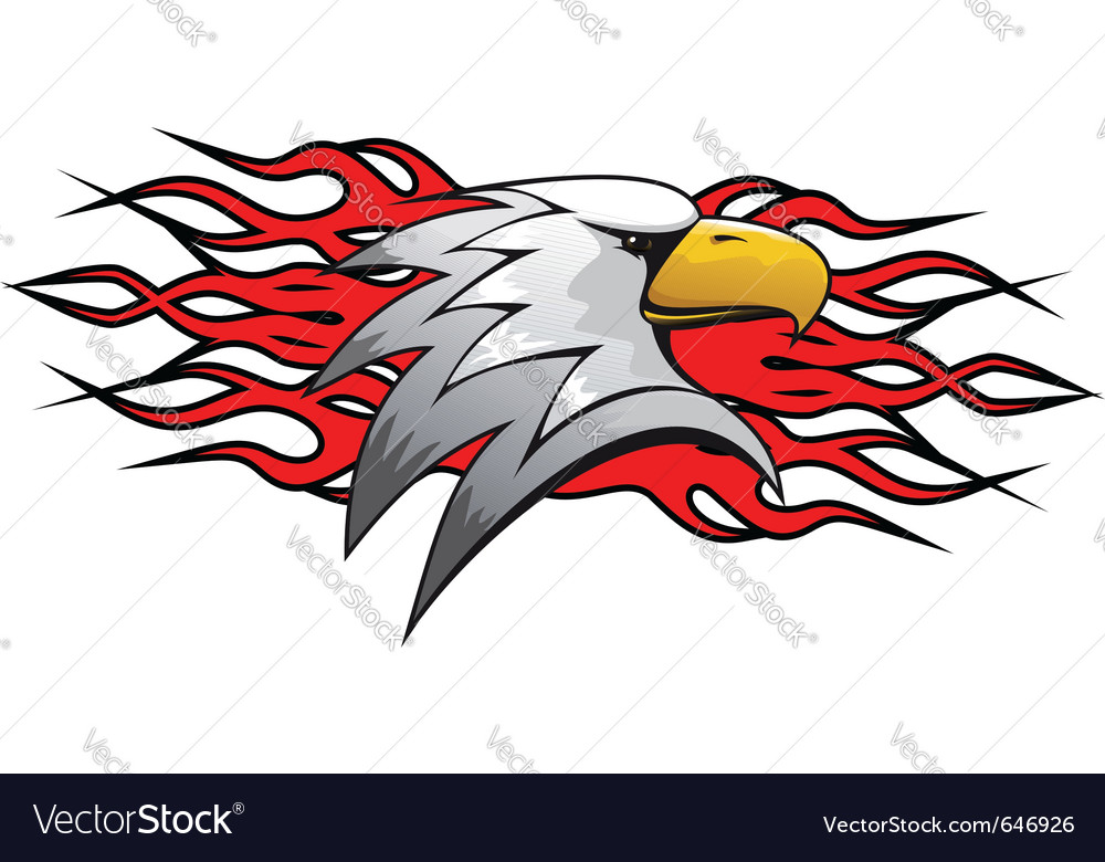 Bird cartoon mascot vector