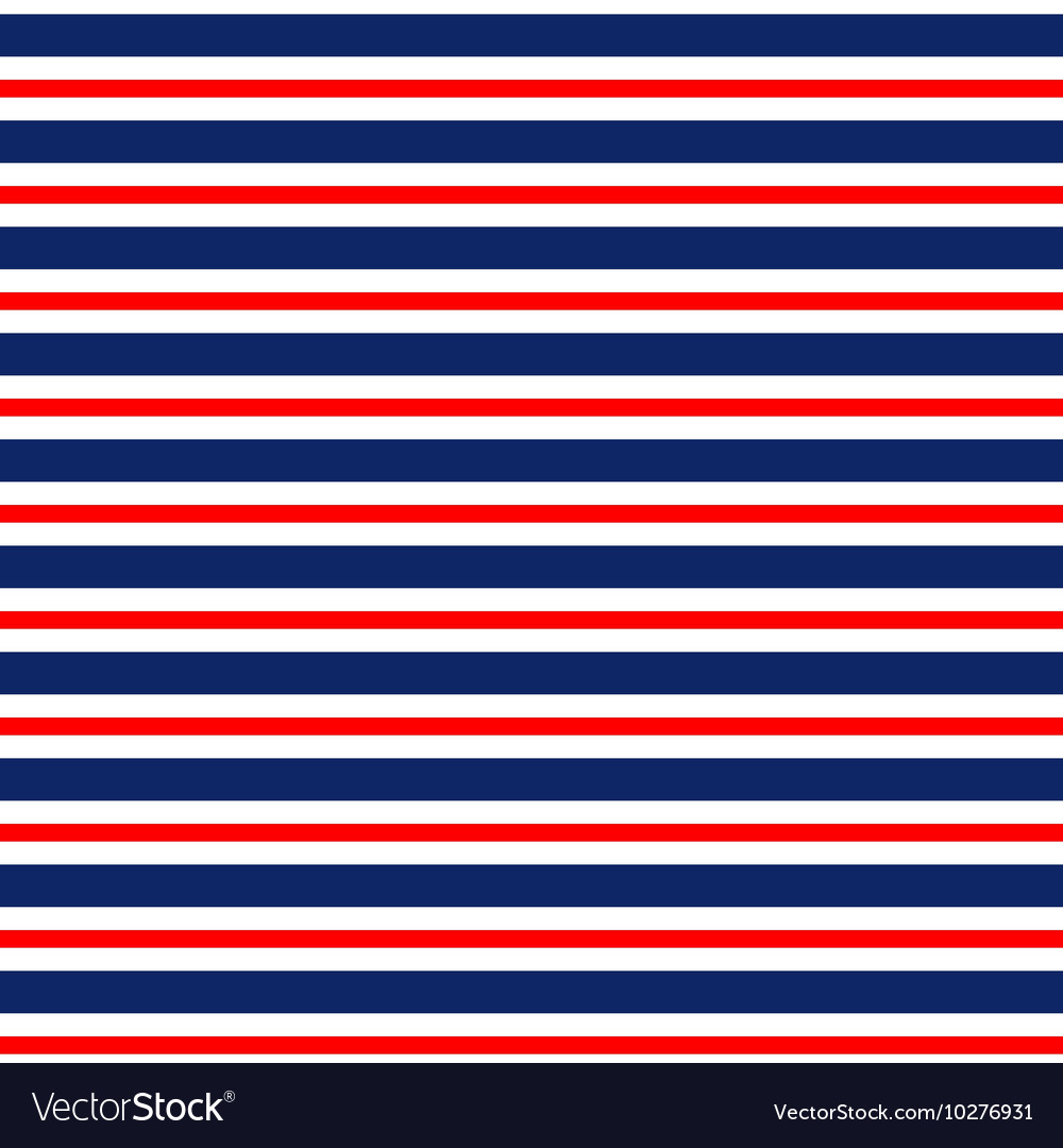 Abstract geometric simple striped seamless pattern