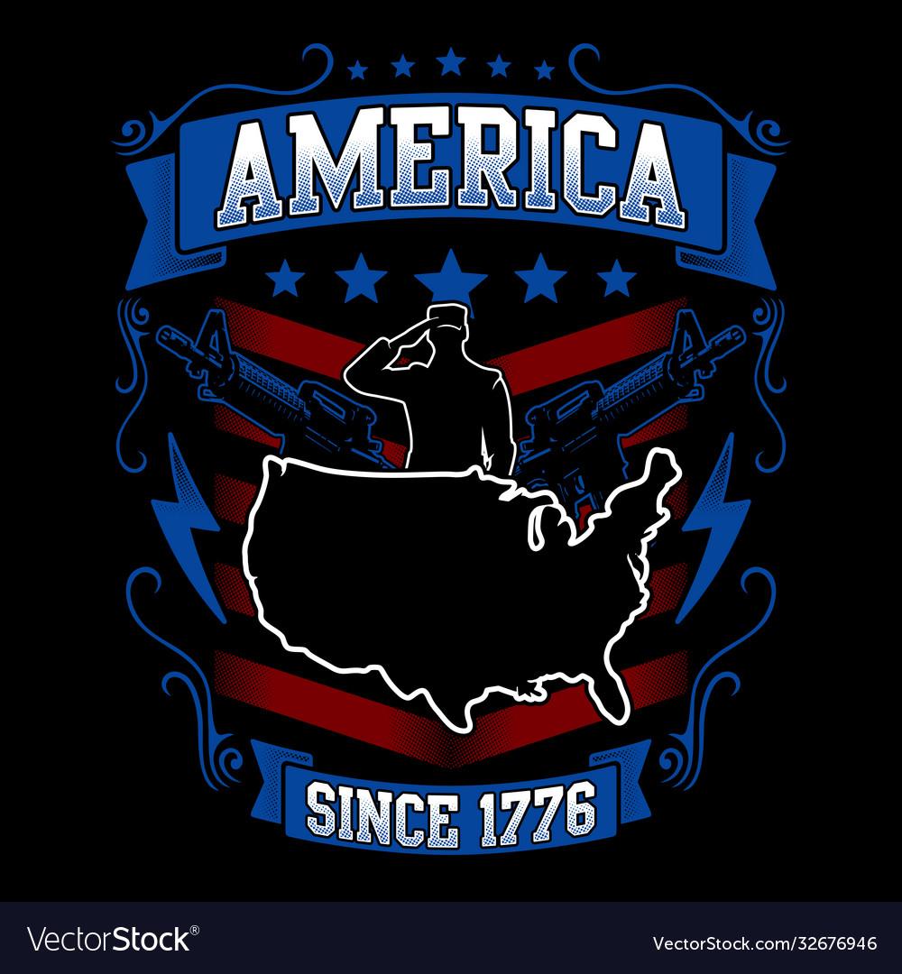 American since 1776