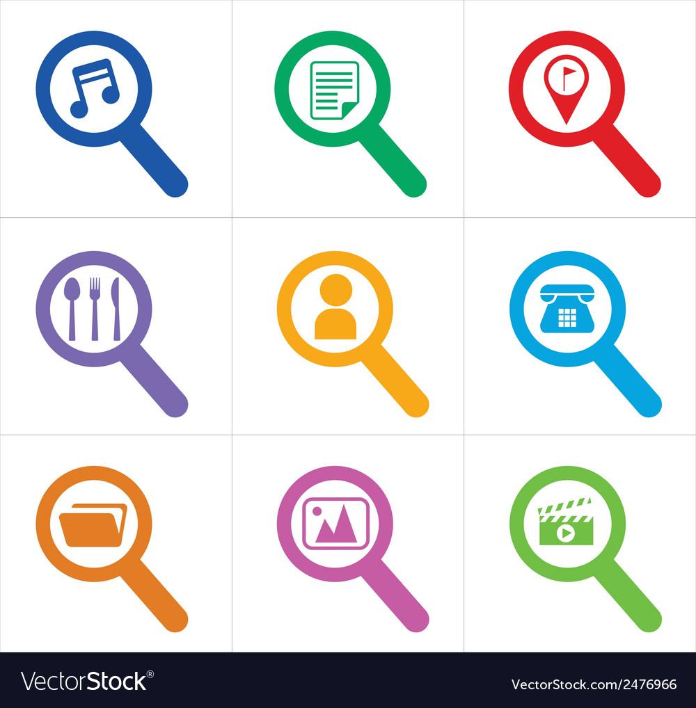 Icon search