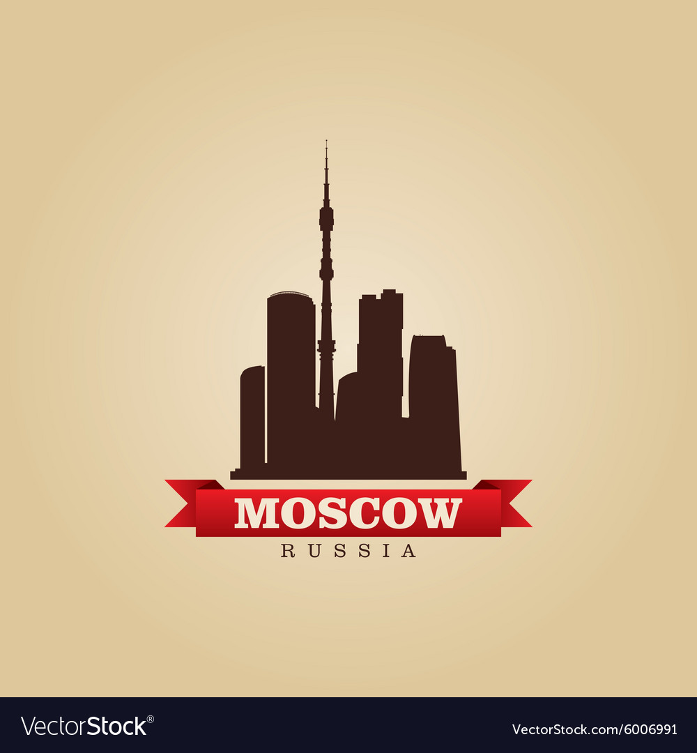 Moscow Russia city symbol