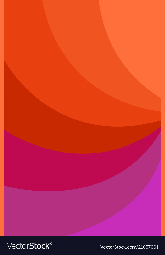 Colorful abstract geometric shadow lines vector image