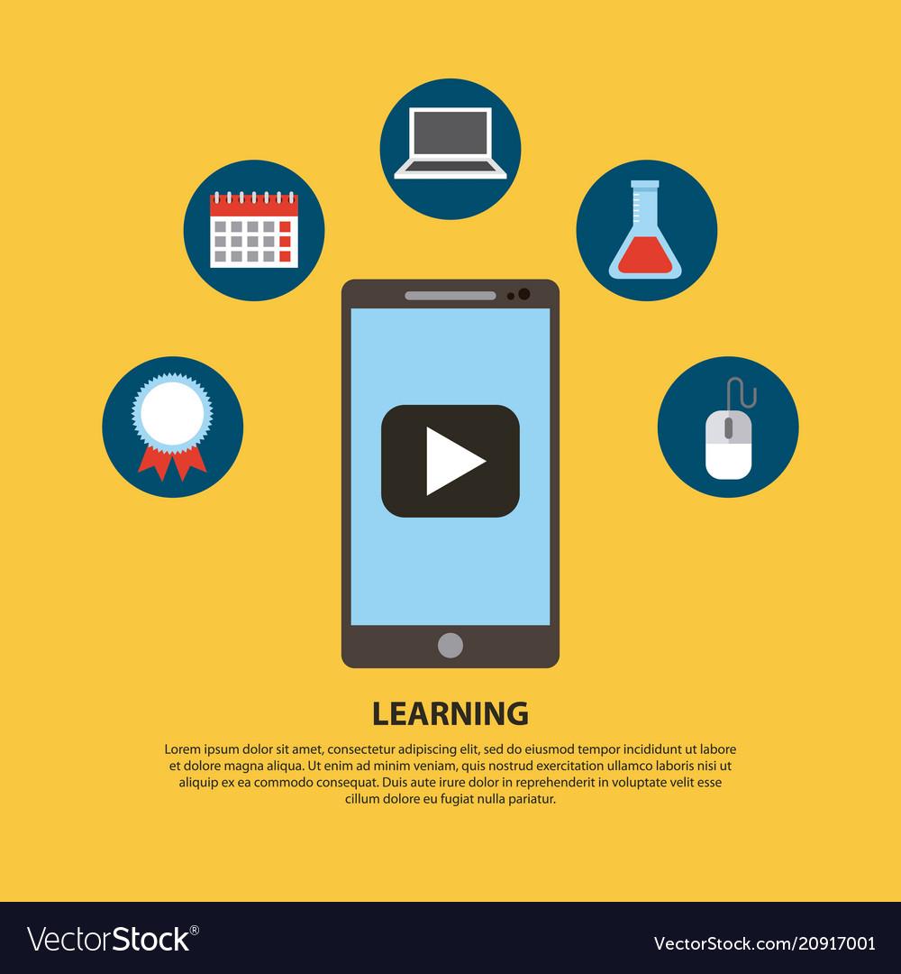 Learning online education