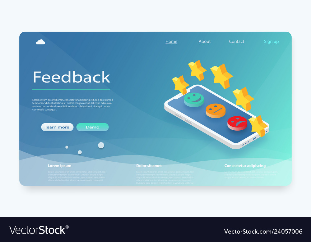 Feedback reputation and quality concept