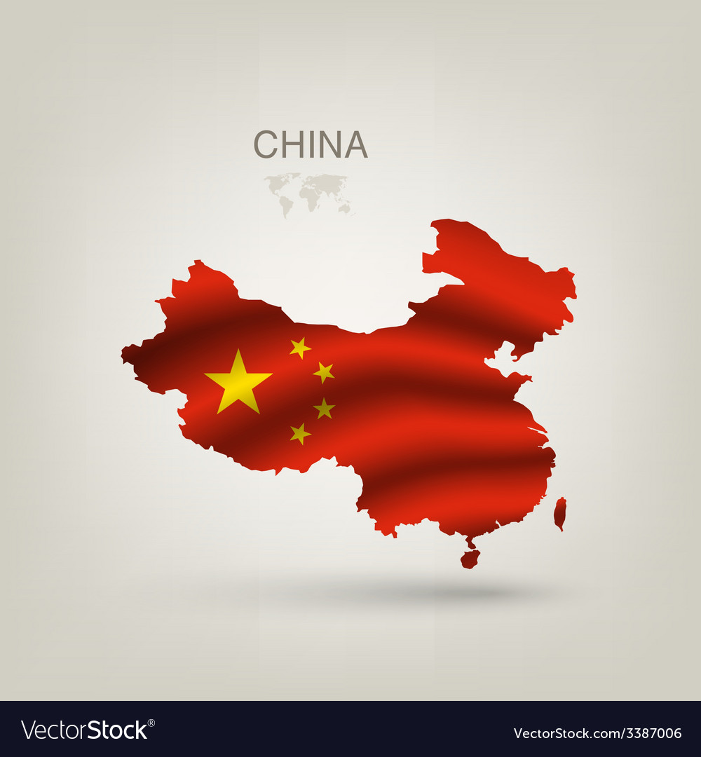 Flag of China as a country