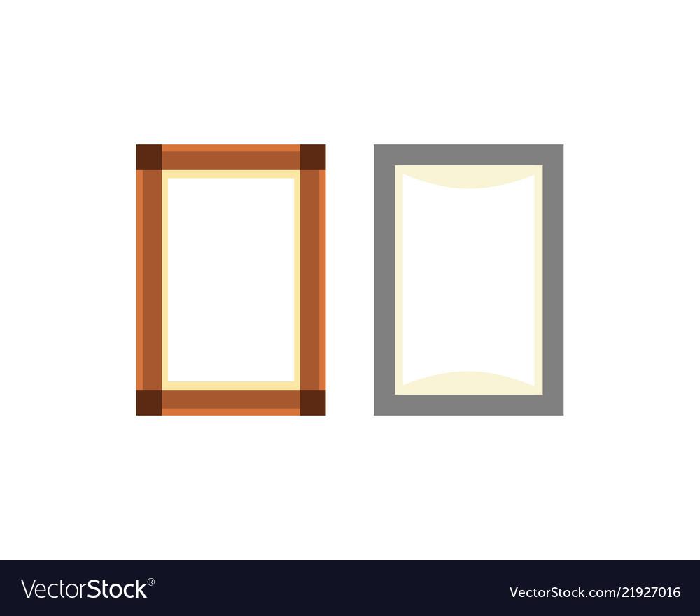 Frame gallery set collection rectangular