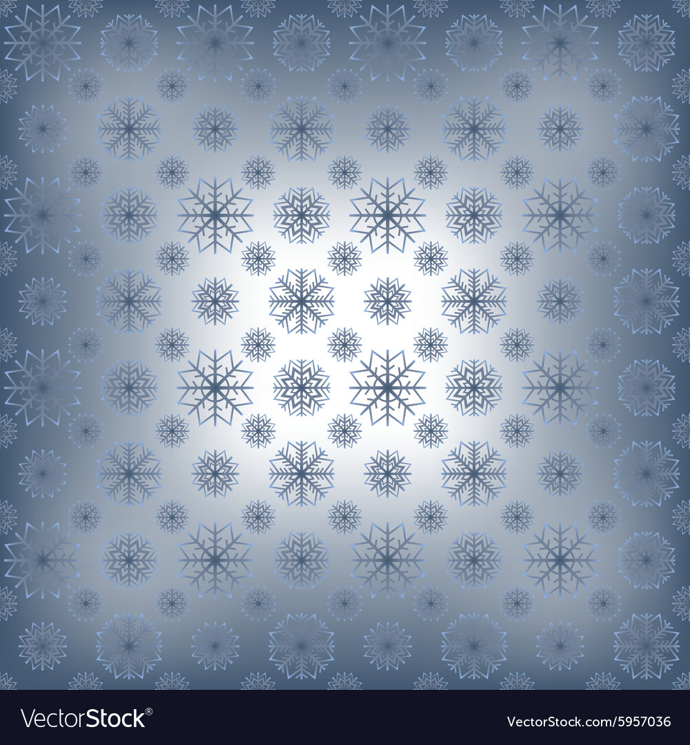 Blurred seamless background image vector image