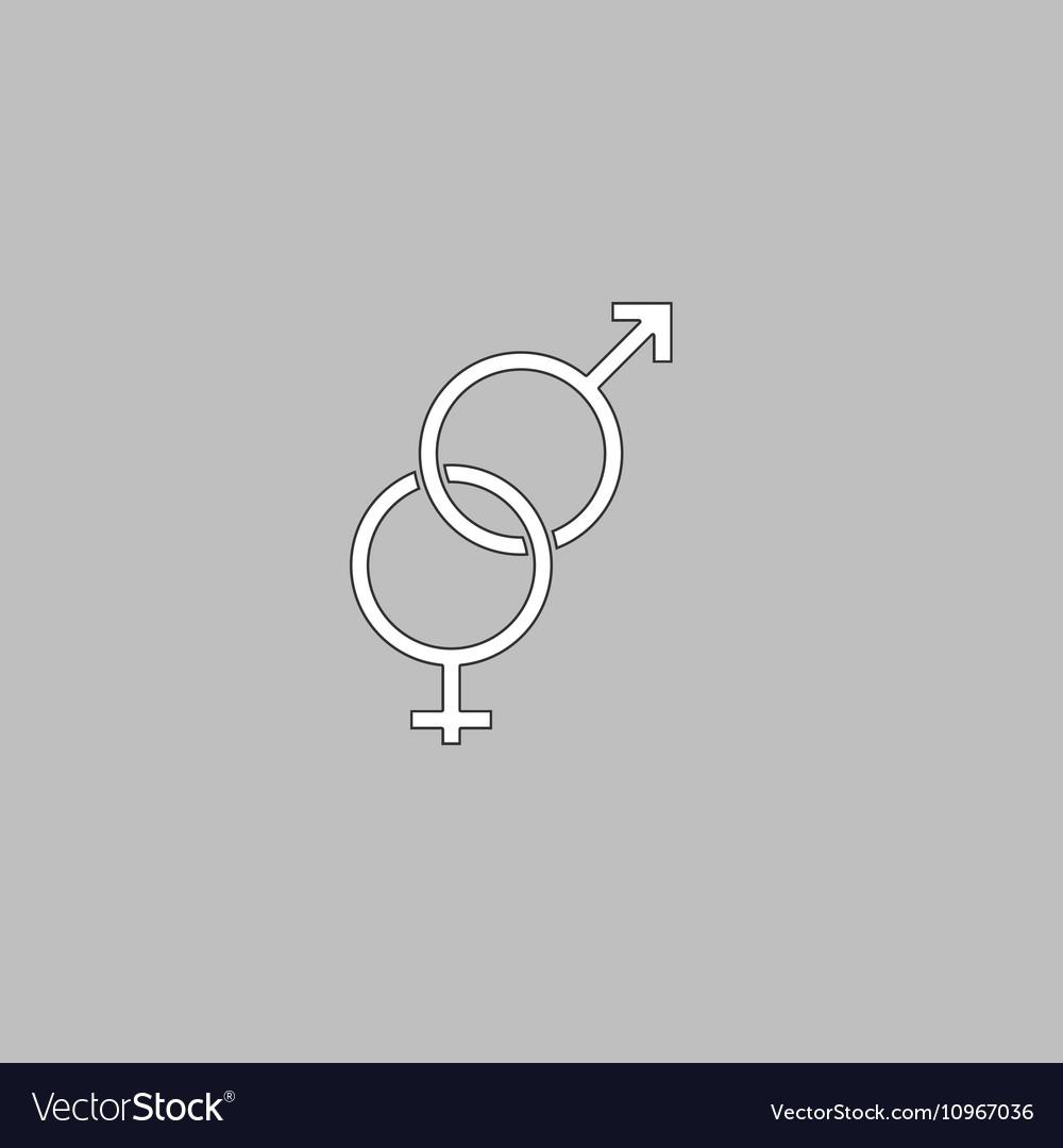 Gender computer symbol