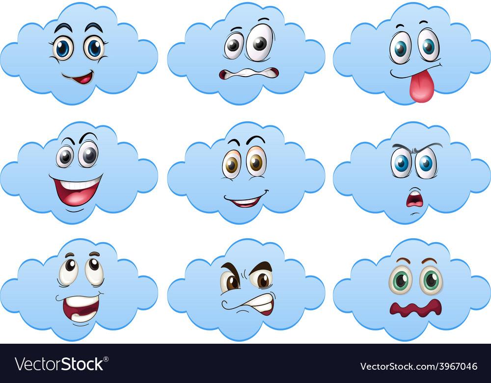 Картинки для детского сада тучка эмоций