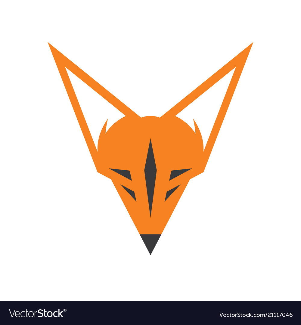 Fox abstract sign