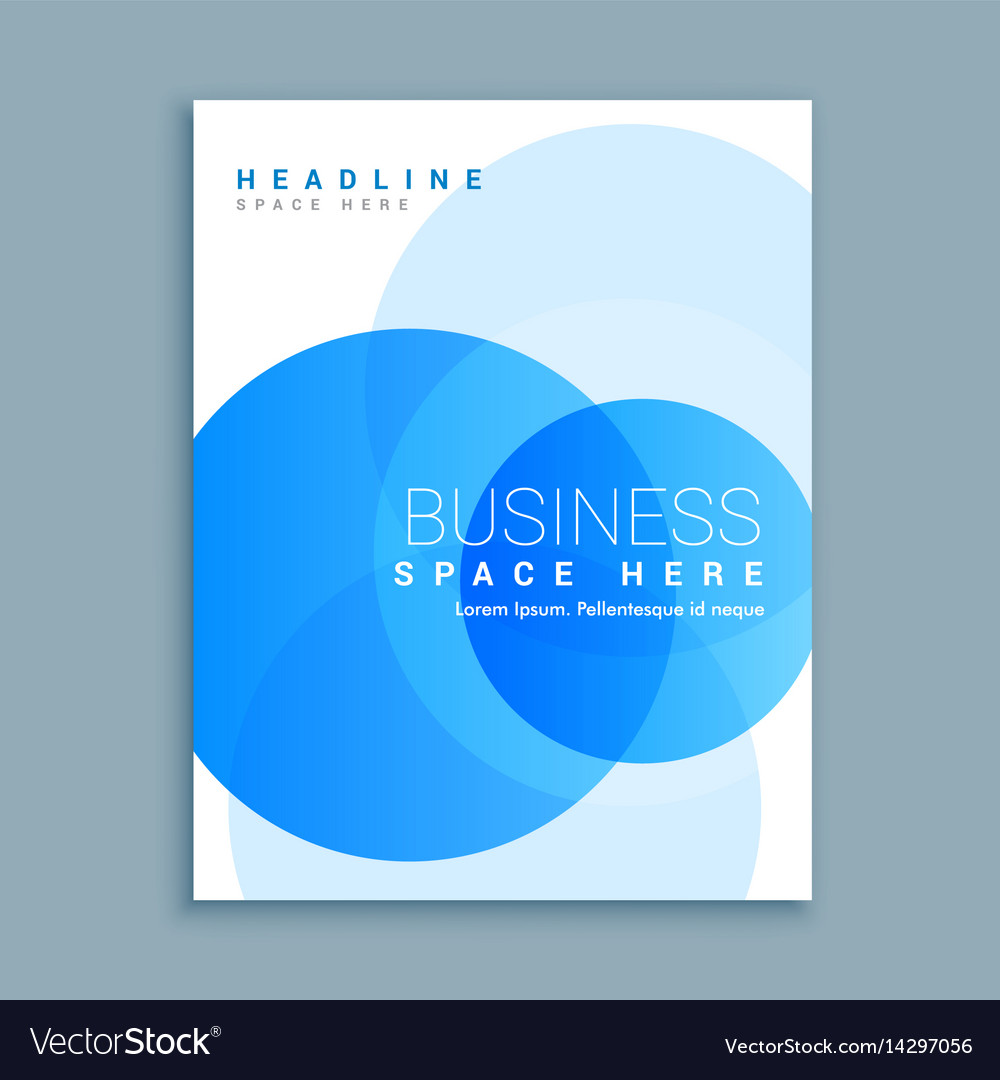 Business cover page brochure template royalty free vector business cover page brochure template vector image wajeb Images