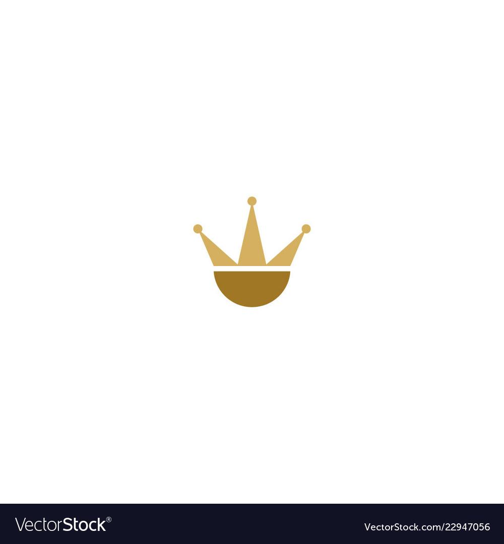 Crown sign logo