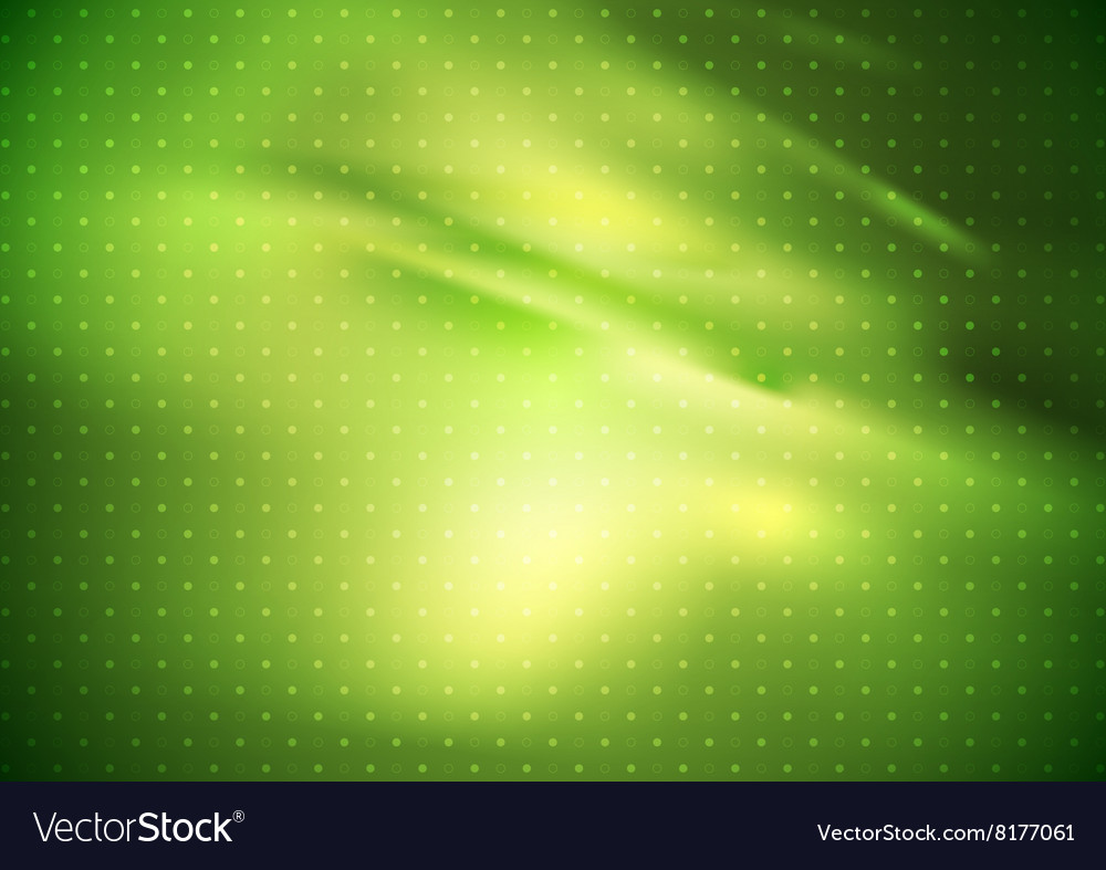 Abstract Green Gradient Smooth Background