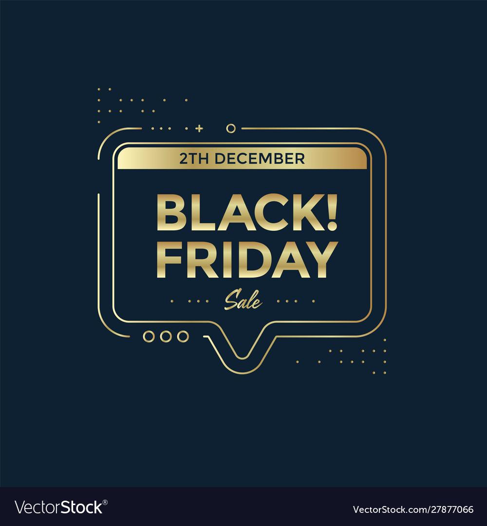 Black friday sale poster design sale banner
