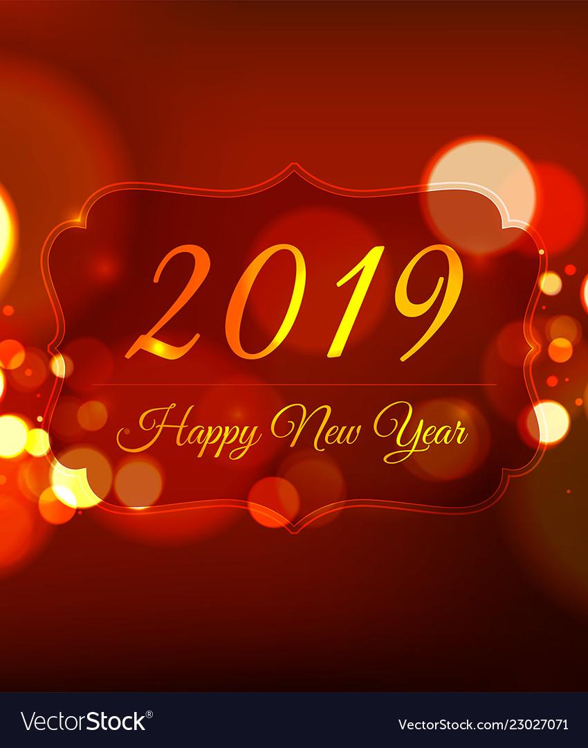 Happy New Year Orange 39