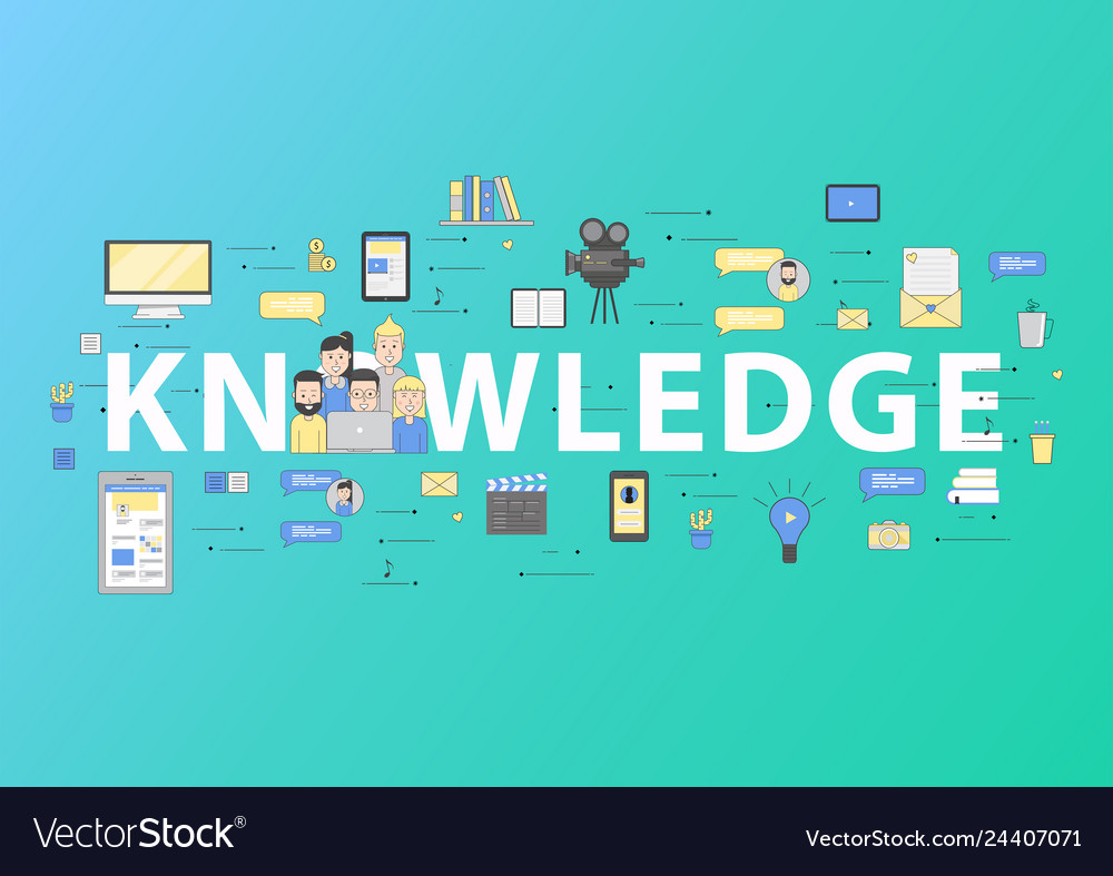 Knowledge school and university education