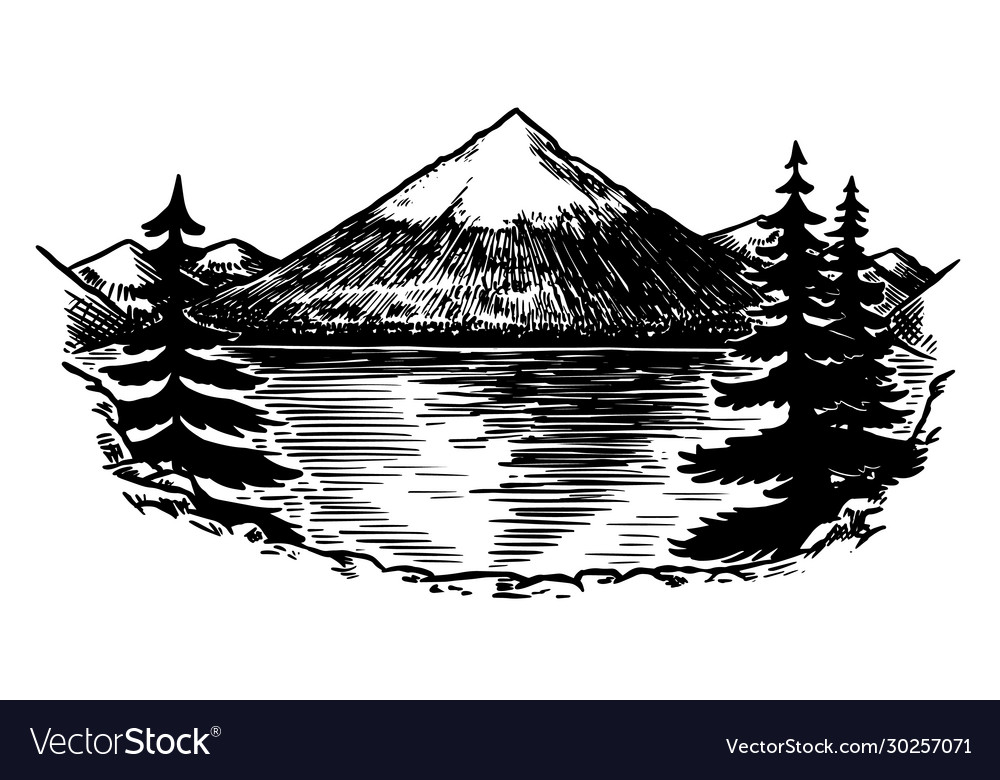 Mount fuji volcano in japan mountains peaks