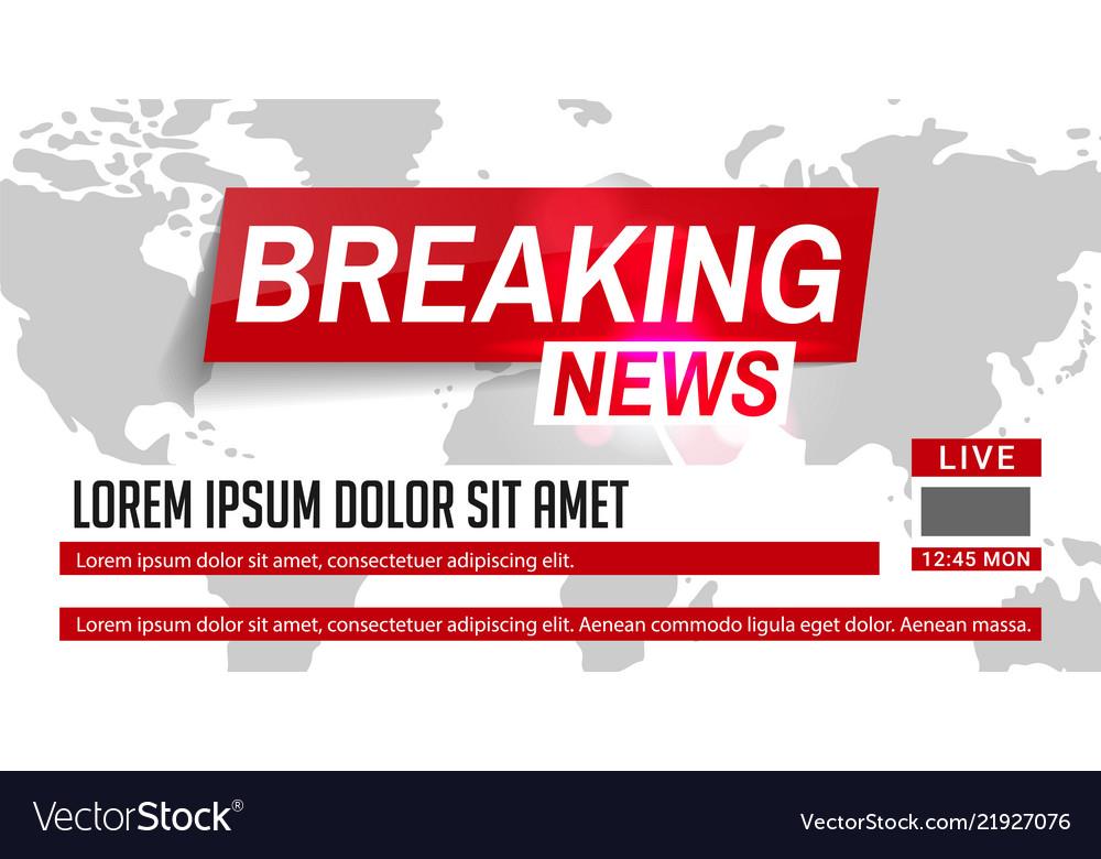 Breaking news world news breaking news on world