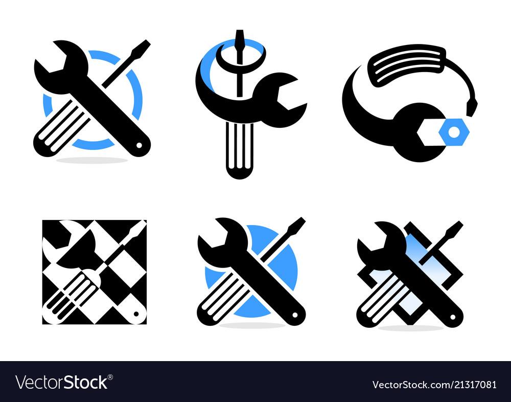 Icon spanner repair set