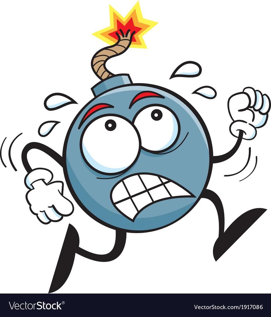Открытки анимация, картинка бомба с приколом
