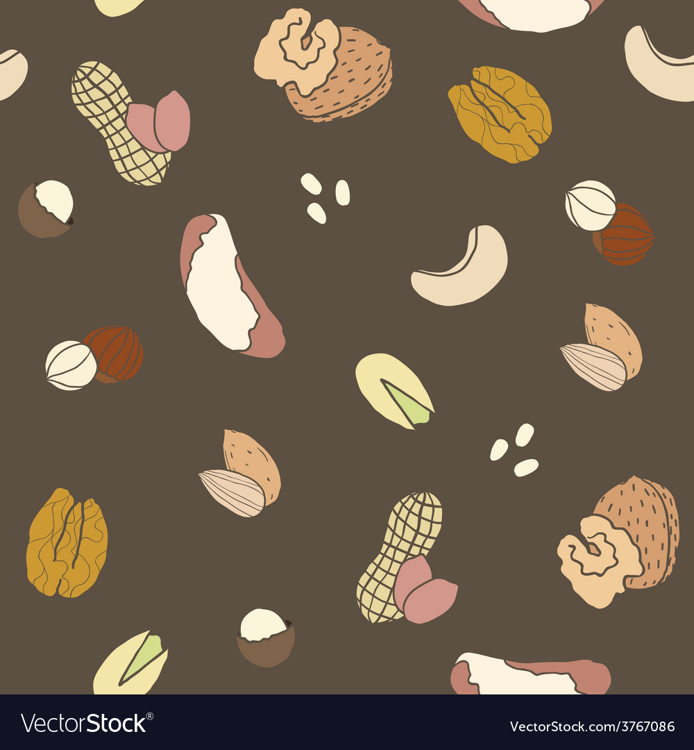 Different nuts pattern