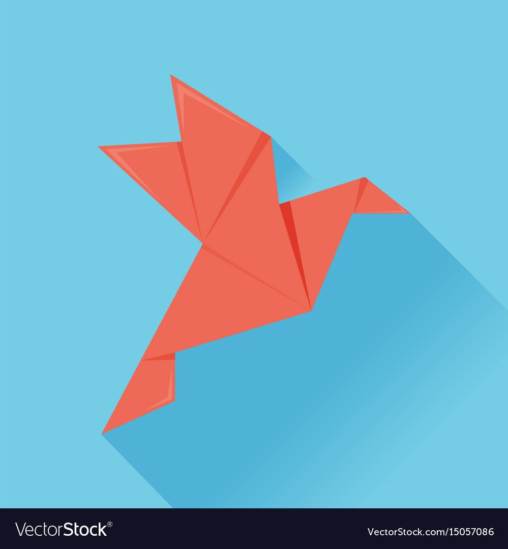 Lokta Paper Origami Pack - Wave - BLUE ON NATURAL   1080x999