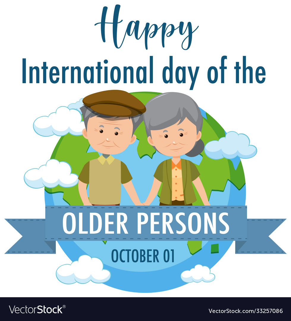 International day older persons 1st