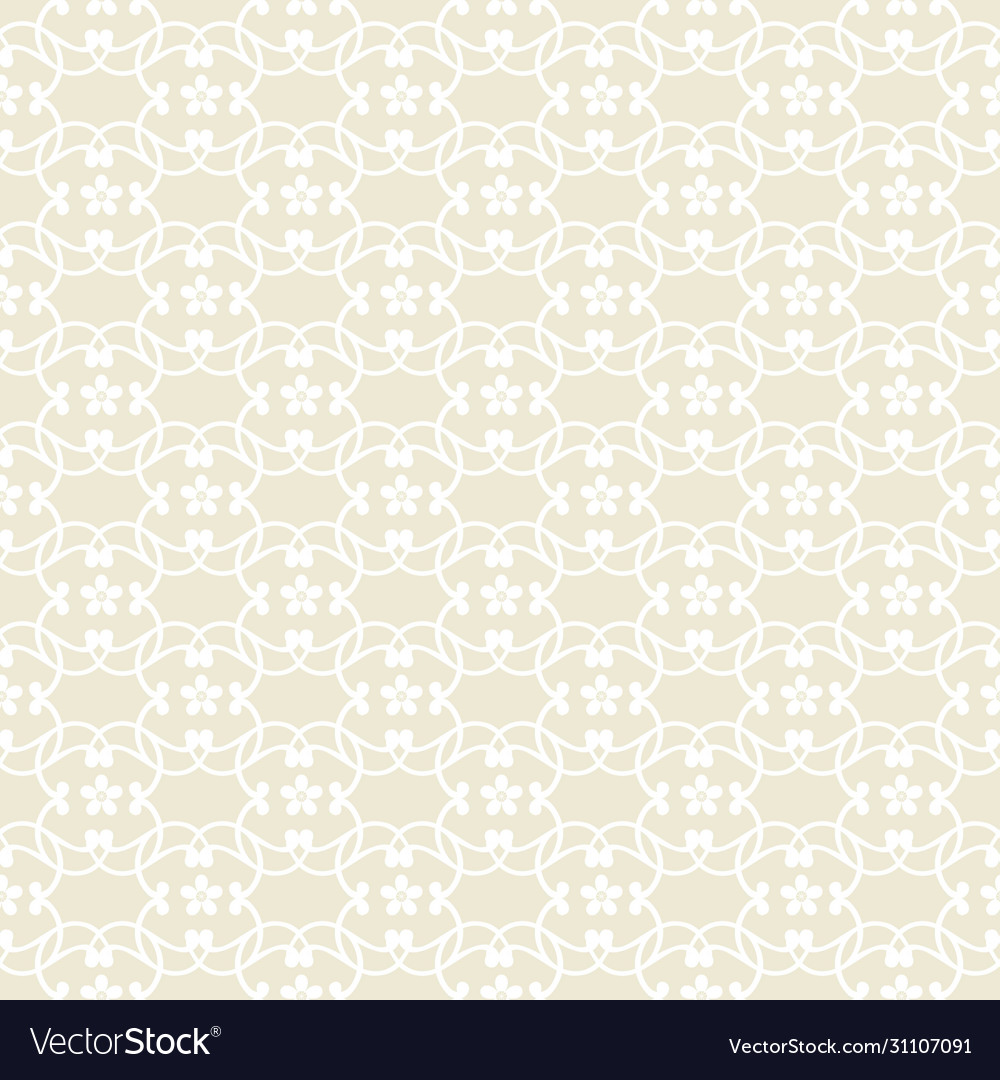 Decorative black pattern