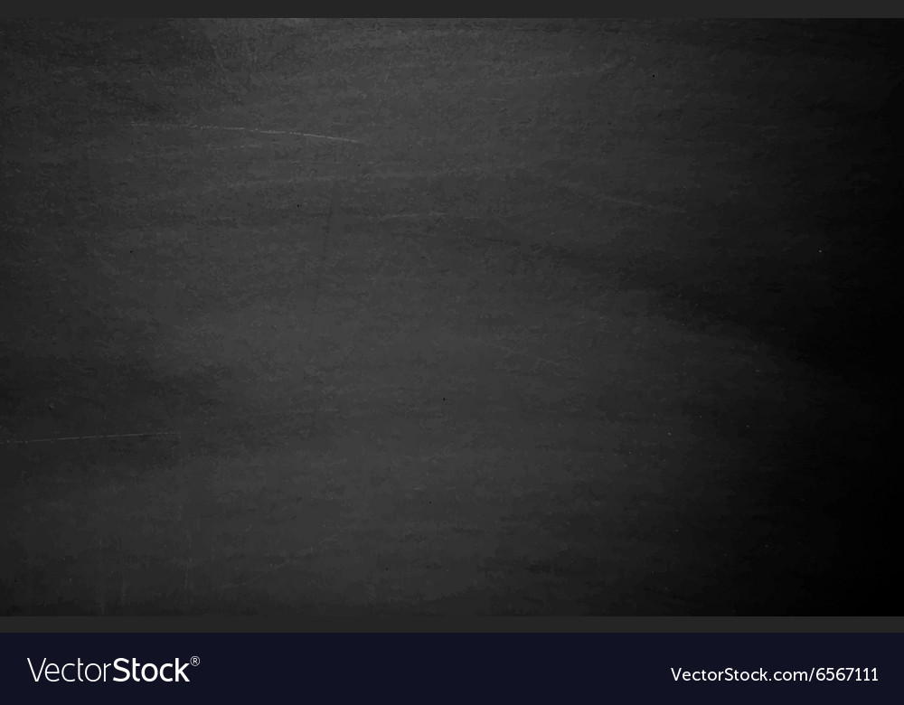 Close up clean school blackboard