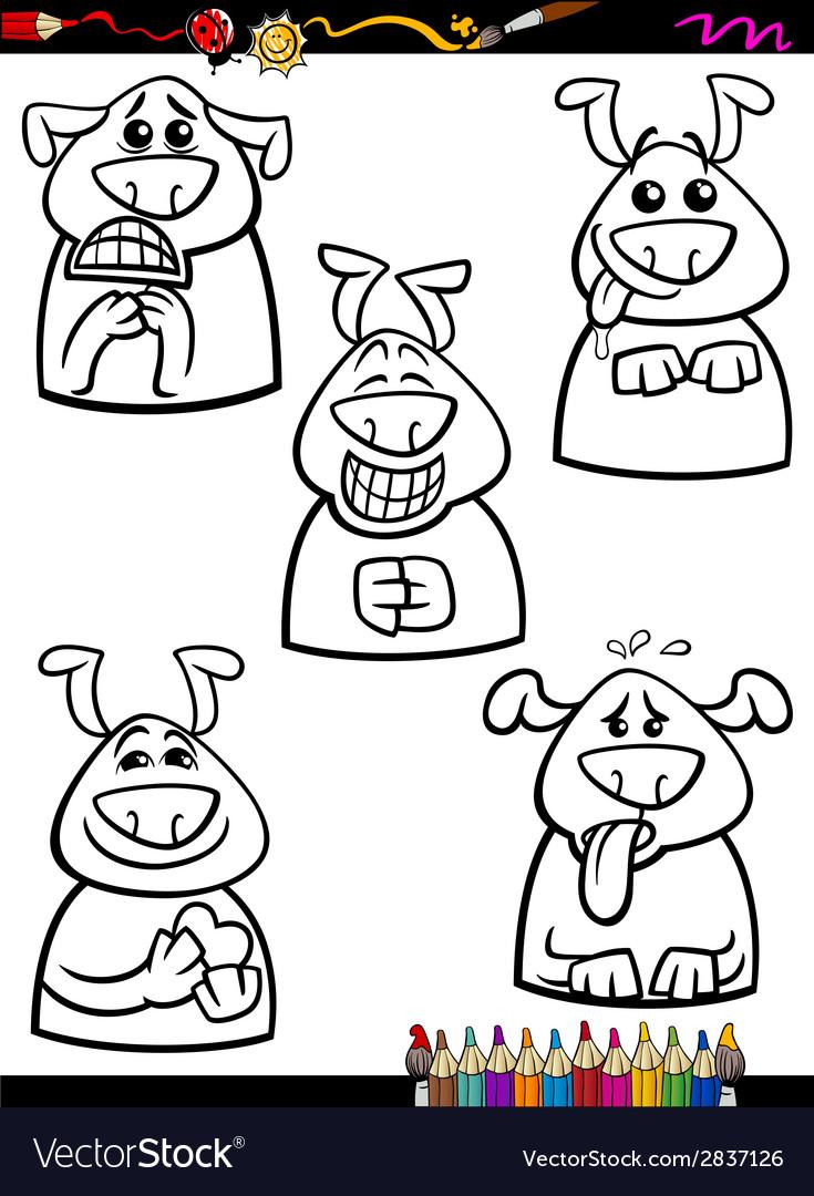 Sad Dog Stock Illustrations – 3,810 Sad Dog Stock Illustrations, Vectors &  Clipart - Dreamstime