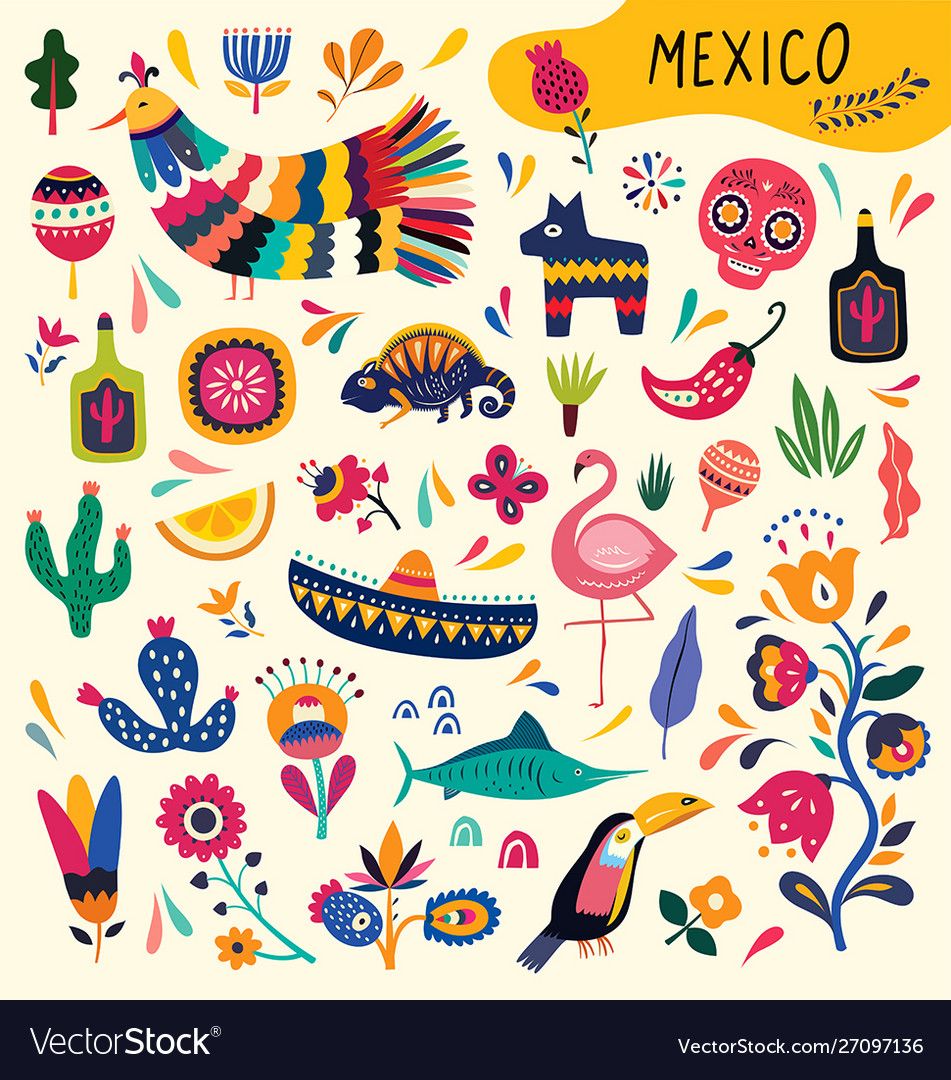 Mexico collection
