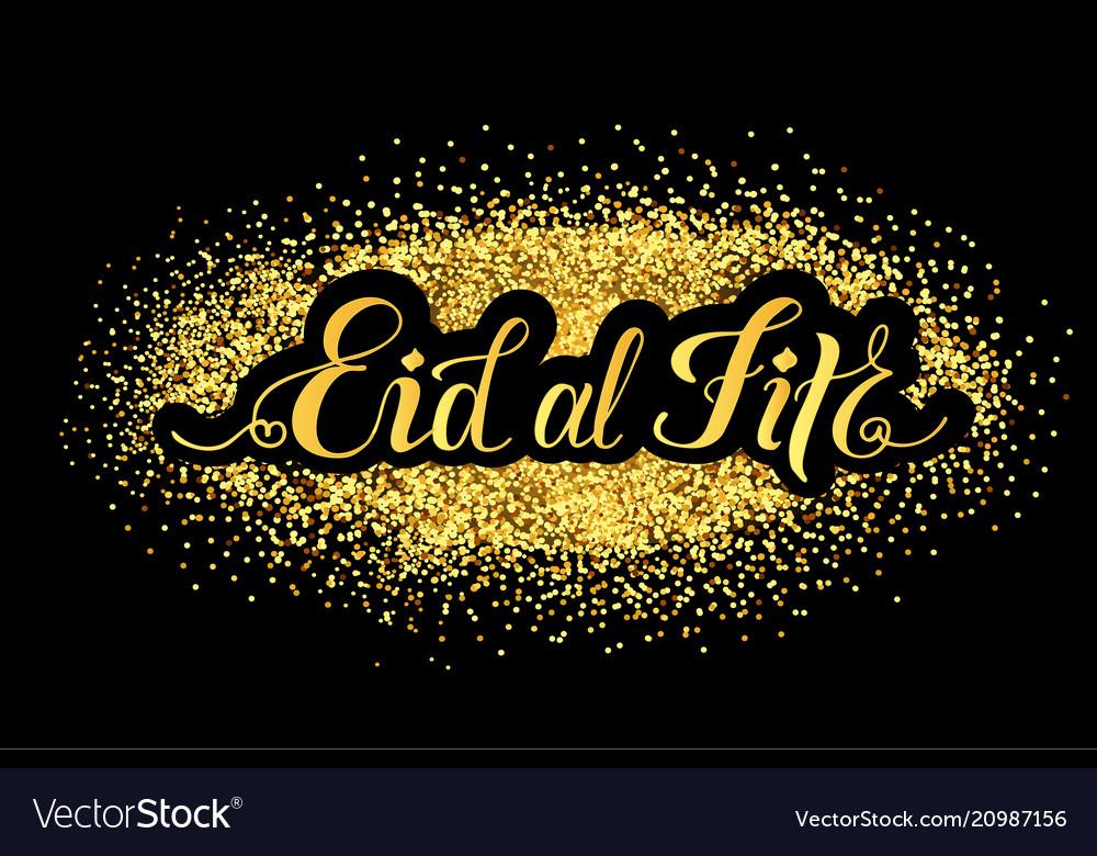 Eps 10 eid al fitr greeting card royalty free vector image eps 10 eid al fitr greeting card vector image m4hsunfo