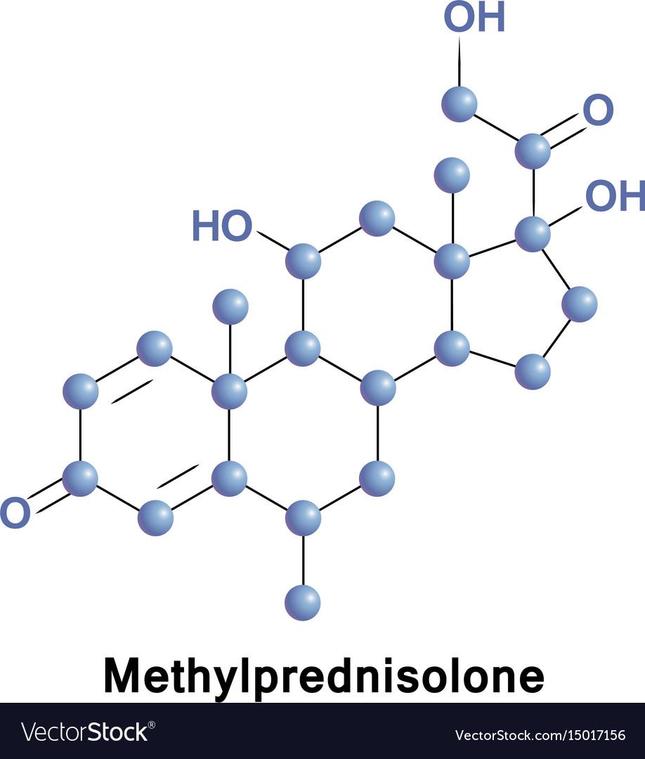 Methylprednisolone corticosteroid medication