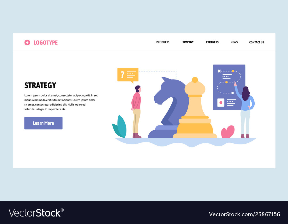 Web site gradient design template business