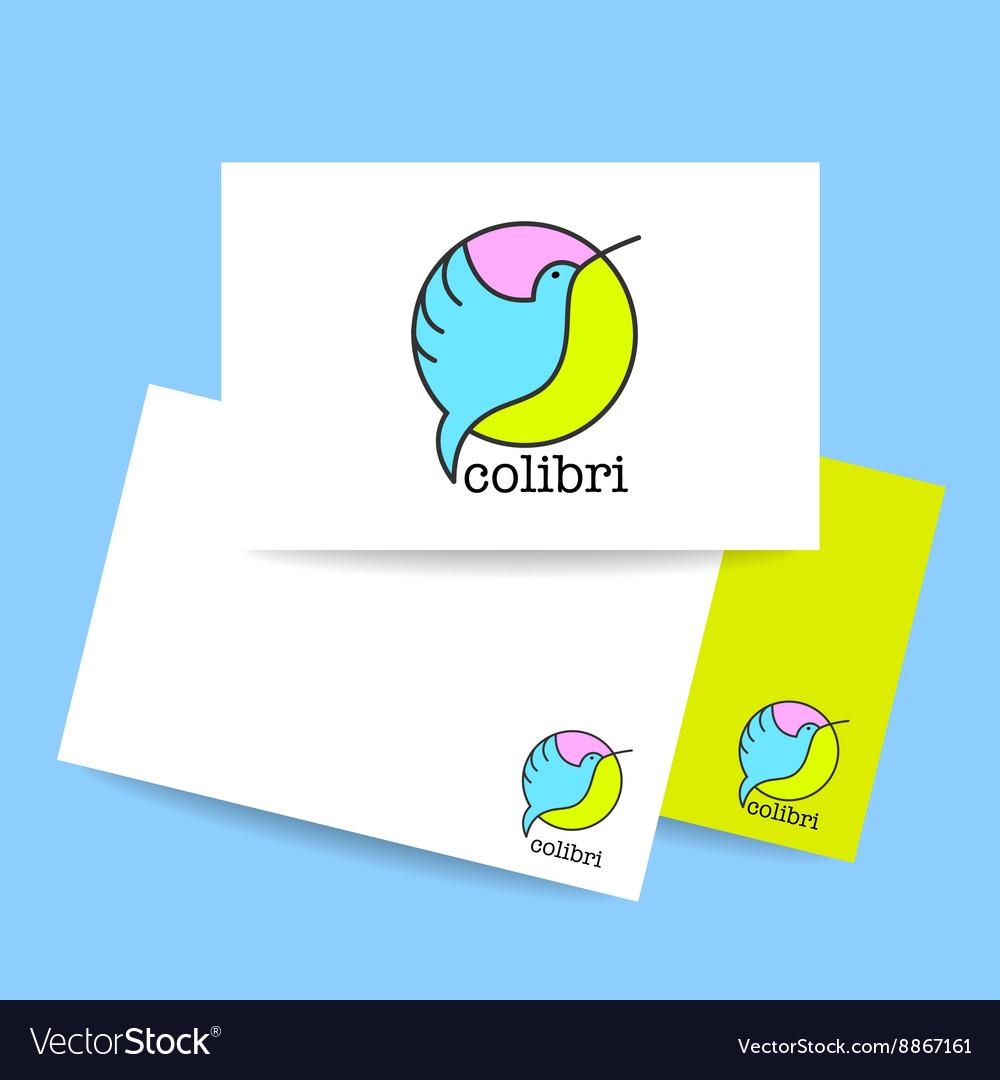 Colibri bird sign